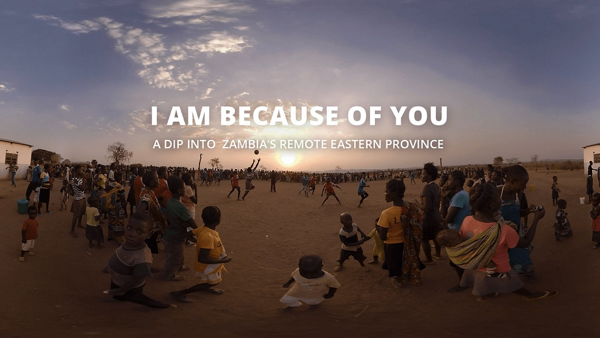 VR Film I am Because of You photo credit Ben Bernstein