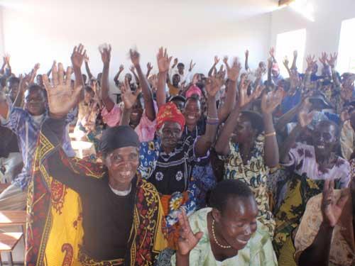 Tanzanian community