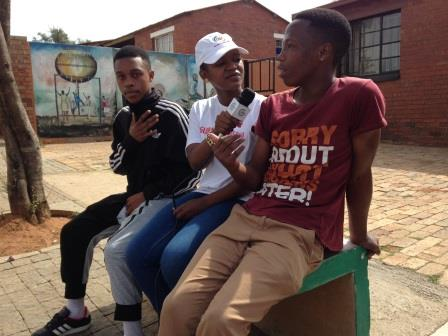 Global Girl Media talks to Soweto youth about the elections