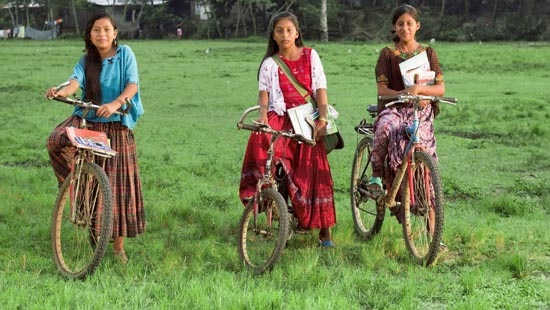 SchoolCycle: How One Bike Can Change the Life of a Girl