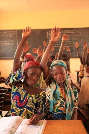 Global Campaign for Education-US Welcomes New Law to Help Educate Refugee Girls