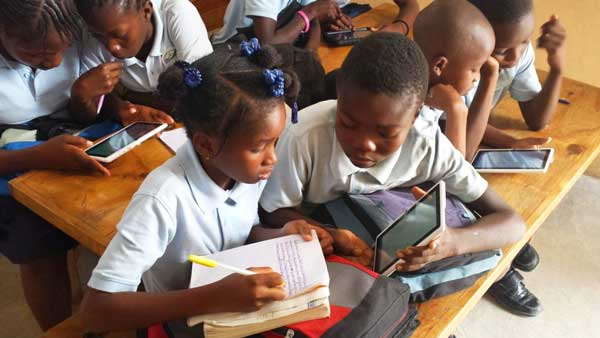 Library for All in Haiti