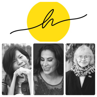 Images from HER ABILITIES website, 2019 Winners. Nguyen Thi Van, Maysoon Zayid and Liisa Kauppinen