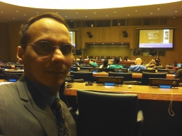 Inclusive Education Advocate Goes to the UN