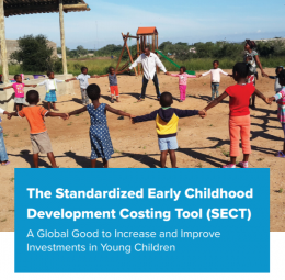 New Early Childhood Development Costing Tool